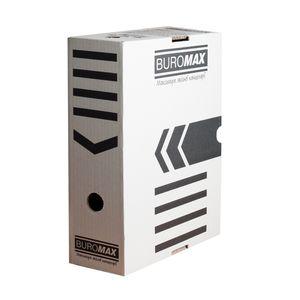 Архивный бокс для документов Buromax 100 мм BM.3261