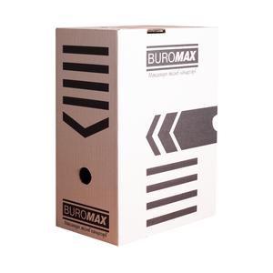 Архивный бокс для документов Buromax 150 мм BM.3262