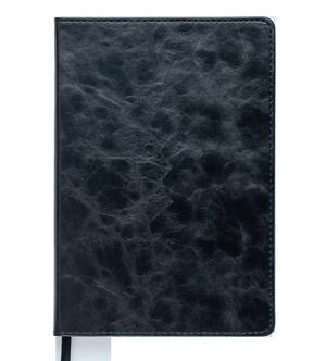 Блокнот деловой А5 BELLAGIO LOGO2U 96 листов, клетка, обложка искусственная кожа Buromax BM.29521101