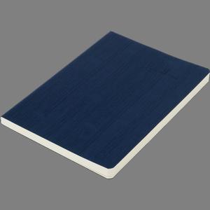 Блокнот деловой COLOR TUNES А5, 96 листов линия, обложка искусственная кожа Buromax BM.295200