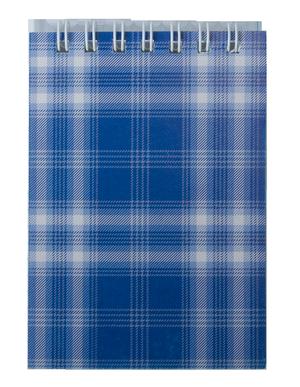 Блокнот на пружине сверху А-7 48 листов. BM.2490
