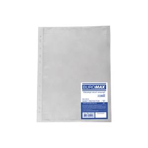 Файл для документов А4 , JOBMAX 100шт. в упаковке BUROMAX BM.3804