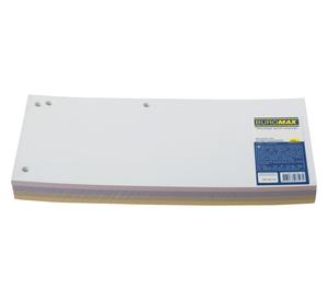 Индекс разделитель 10.5х23 см, картон, 100 штук, ассорти BUROMAX BM.3220-99