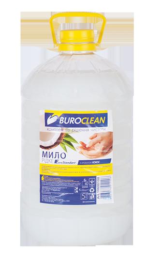 Мыло жидкое БЕСФОСФАТНОЕ, 5 л, BuroClean EuroStandart, 1060010
