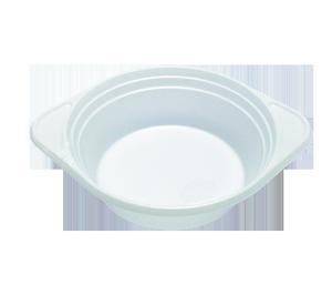 Миска одноразовая 500 мл белая  5.5 г  100 шт BuroClean 1080100
