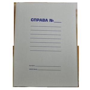 Папка А4 картонная Дело№ Buromax BM.3335