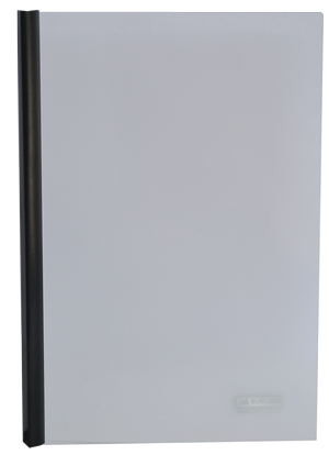Папка скоросшиватель с прижимной планкой 15 ммВМ.3372