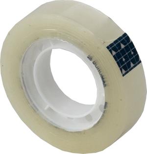 Скотч канцелярский 12 мм х30м 12 шт.прозрачный Buromax BM.7116-01