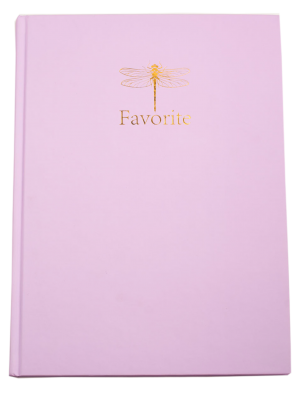 Книга канцелярская А4 BUROMAX FAVOURITE PASTEL BM.2400-4 96л клетка