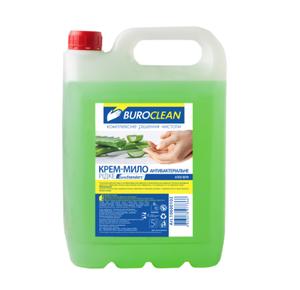 Крем-мыло жидкое антибактериальное EuroStandart АЛОЭ ВЕРА, 5 л, BuroClean, 10600102