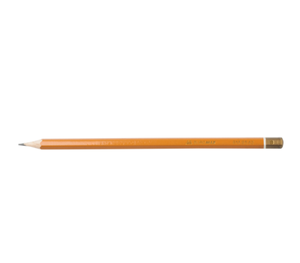 Карандаш графитный PROFESSIONAL B, 12 штук BUROMAX BM.8542-12