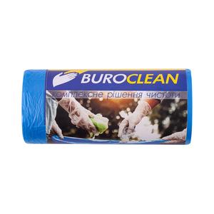 Пакеты для мусора EuroStandart синие, 35 л, 50 шт, BuroClean, 10200017