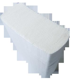 Полотенца бумажные, Z-сложение, 200 шт, 2 слоя, Buroclean, 10100110