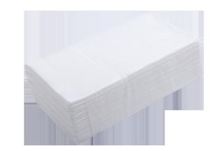 Полотенца целлюлозные, V-сложение, 2 слоя, 160 шт, 25х23 см, Buroclean, 10100103