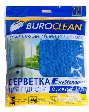 Салфетка для пола  микрофибра  EuroStandart 50*60 см BuroClean 10200154