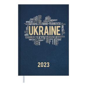 Ежедневник датированный UKRAINE 2022 А5 Buromax BM.2128