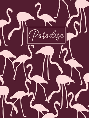 Ежедневник недатированный PARADISE, A5, 288 стр., BUROMAX BM.2058