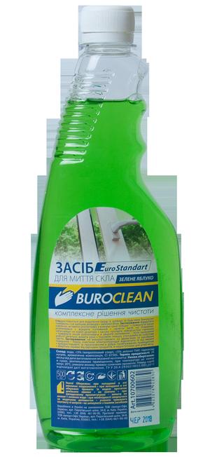 Средство для мытья стекол запасной, 500 мл, Buroclean, 1070060