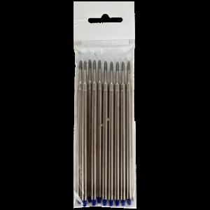 Стержень для шариковой ручки «Пиши-Стирай» STEALTH, BUROMAX BM.8078-01
