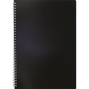 Тетрадь на пружине А4 Classic 80 листов клетка Buromax BM.2446