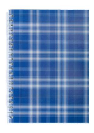 Тетрадь Buromax Shotlandka на пружине сбоку А-5 48 листов BM.2591