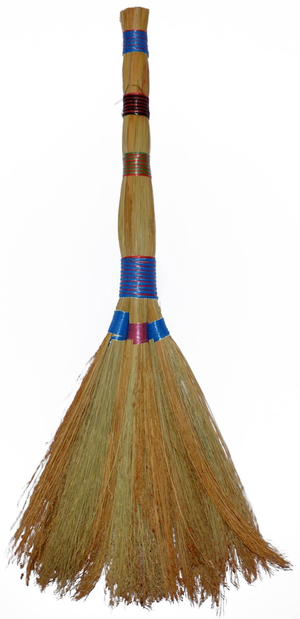 Веник сорго 75-80 см (высший сорт)  Buroclean 10300701