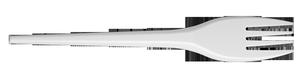 Вилка одноразовая белая 16 см 1.5 г (100 шт)  BuroClean 1080200