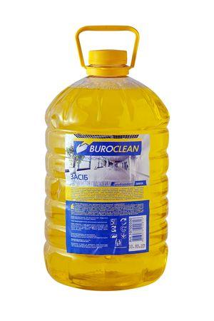 Средство для мытья пола BuroClean EuroStandart 5л ЛИМОН 10700500